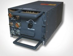 1 ATR Long 4-Slot VME/VPX or cPCI Forced-Air Conduction-Cooled