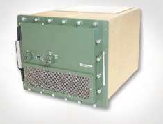 18/21-Slot Shock Isolated Extreme Environment 6U VME/VPX or CompactPCI