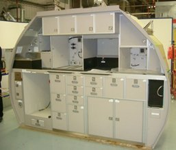aircraft galley equipment aircraft galleys design amp services rockwell collins 712
