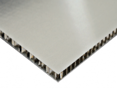 "2024-T3 CLAD Skin / 5052 Alum. Core (3/16"" Cell) (0.020"" Skin) – Aircraft Aluminum Panel"